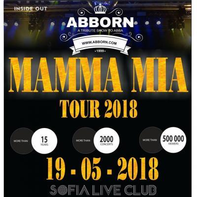 Mamma Mia Tour 2018