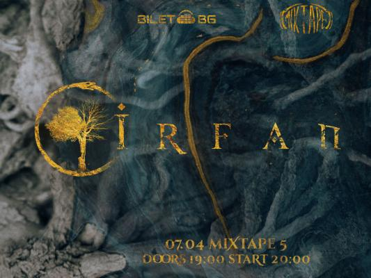IRFAN | club MIXTAPE 5, A-Side  | 7 April | 19:00