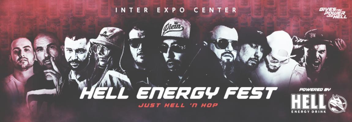 HELL ENERGY FEST- Inter Expo Center