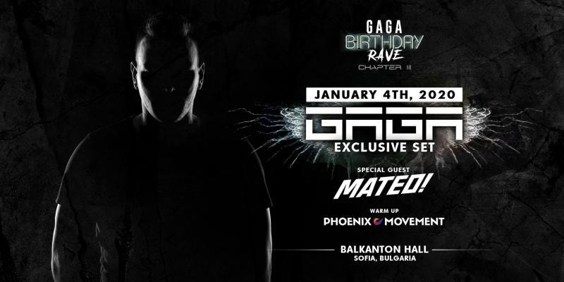 The Exclusive pres. Gaga/Mateo/Phoenix Movement