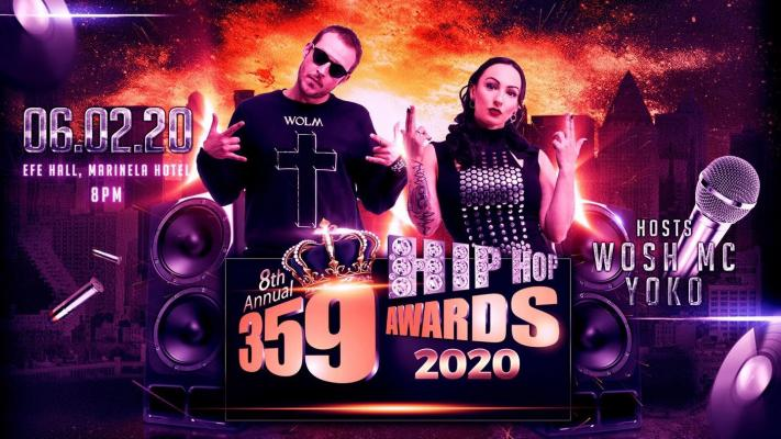 359 Hip-Hop Awards 2020