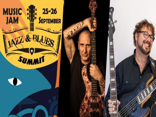 Music Jam Jazz & Blues Summit