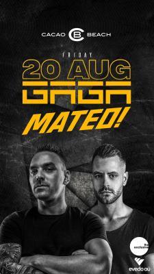 The Exclusive pres. Gaga / Mateo!