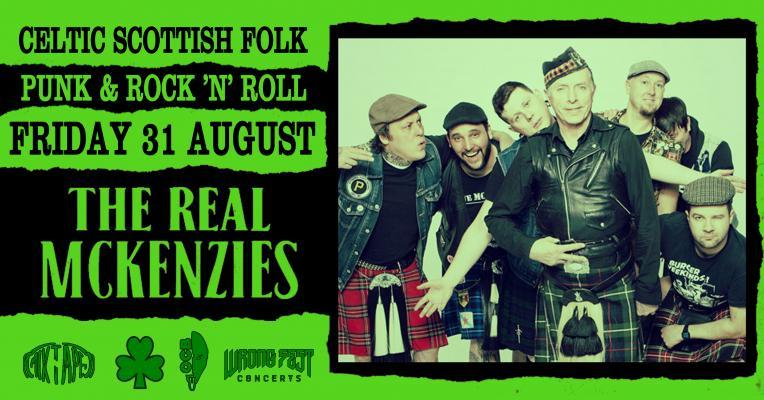 The Real McKenzies (Celtic/Scottish/Folk Punk)