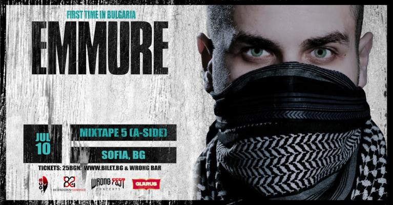 Emmure /US/ live in Sofia