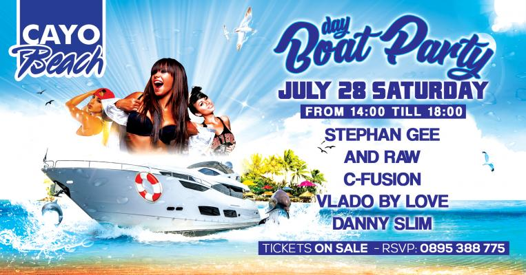 Day Boat Party