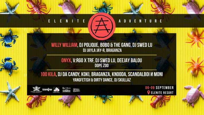 Elenite Adventure - R'n'B Festival