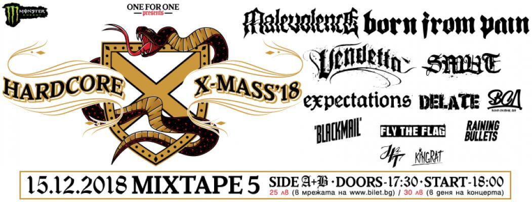 Hardcore X-mass 2018